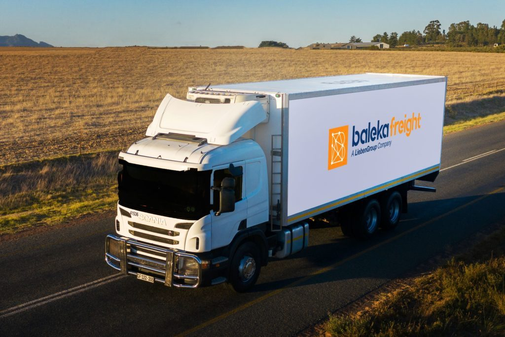 Baleka Freigh Refrigerated and Dry cargo transporters